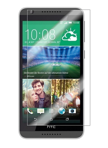 HTC 820 Tempered Glass Çizilmez Cam Ekran Koruyucu -Screen Guard